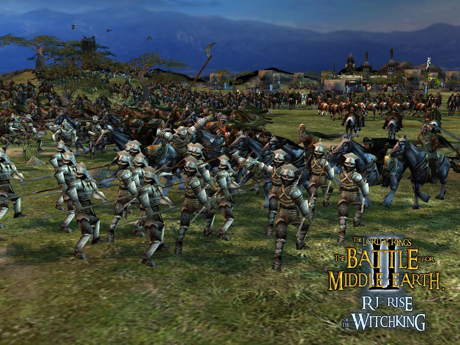 battle for middle earth 2 witch king new units