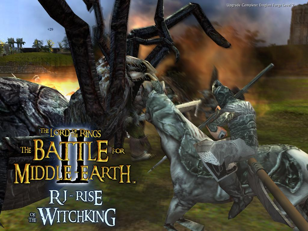 battle for middle earth 2 witch king patch